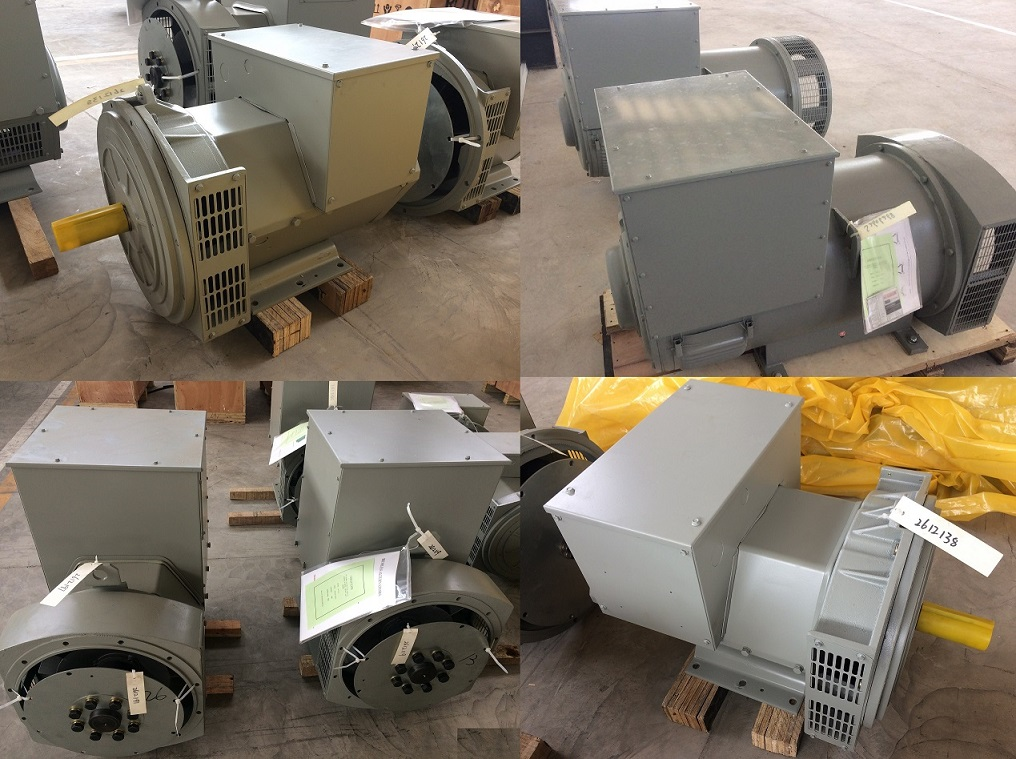 Powergen Alternators 10KVA~1250KVA