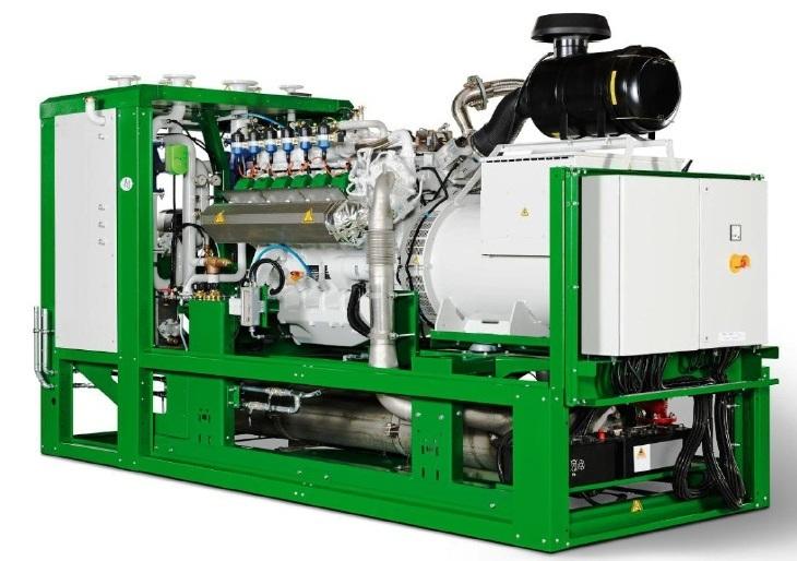 MAN Gas Generator