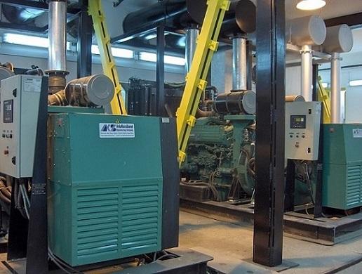 Diesel Power Stations