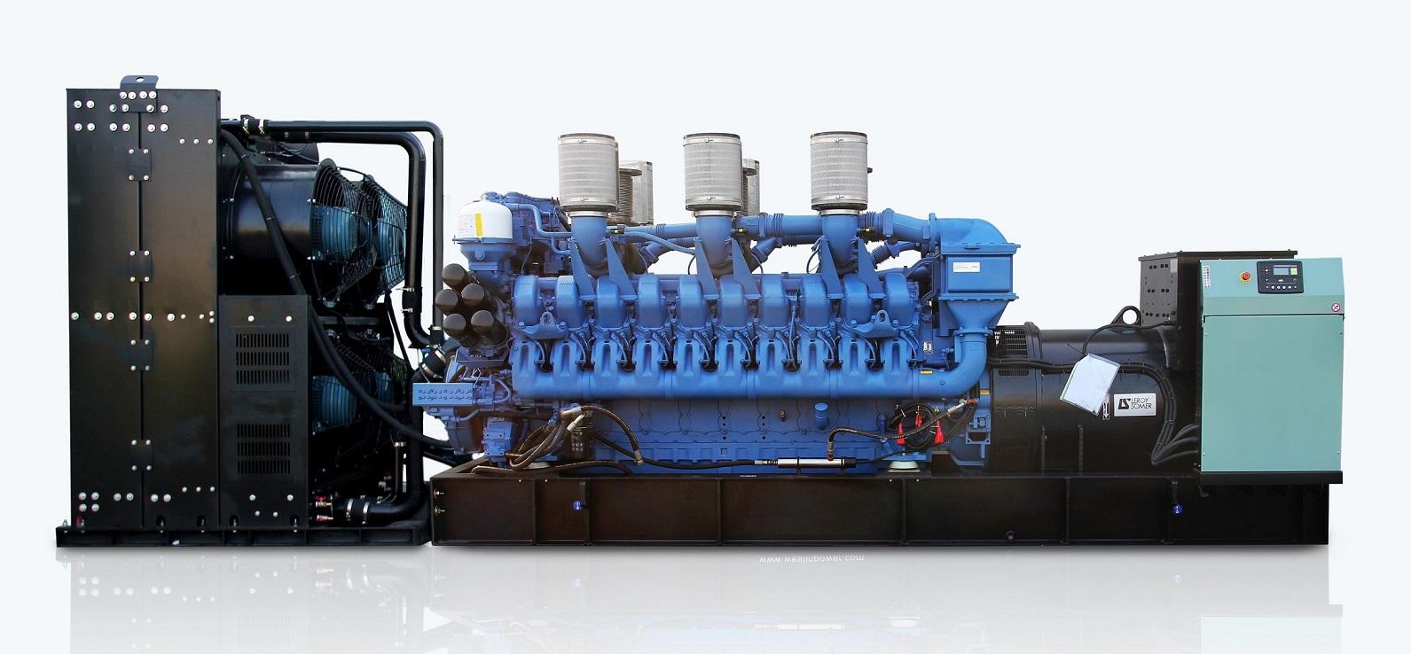 MTU Diesel Generators