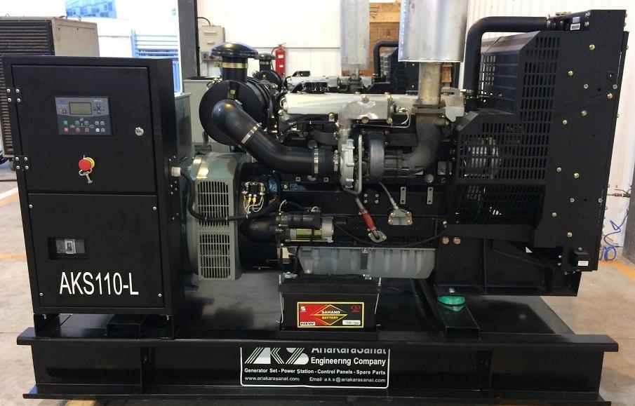 LOVOL Diesel Generators