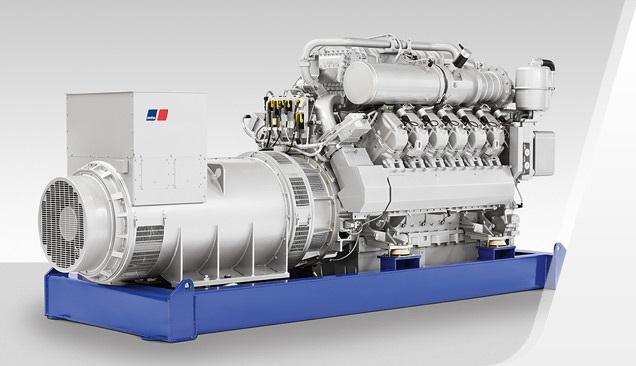 MTU Gas Generator
